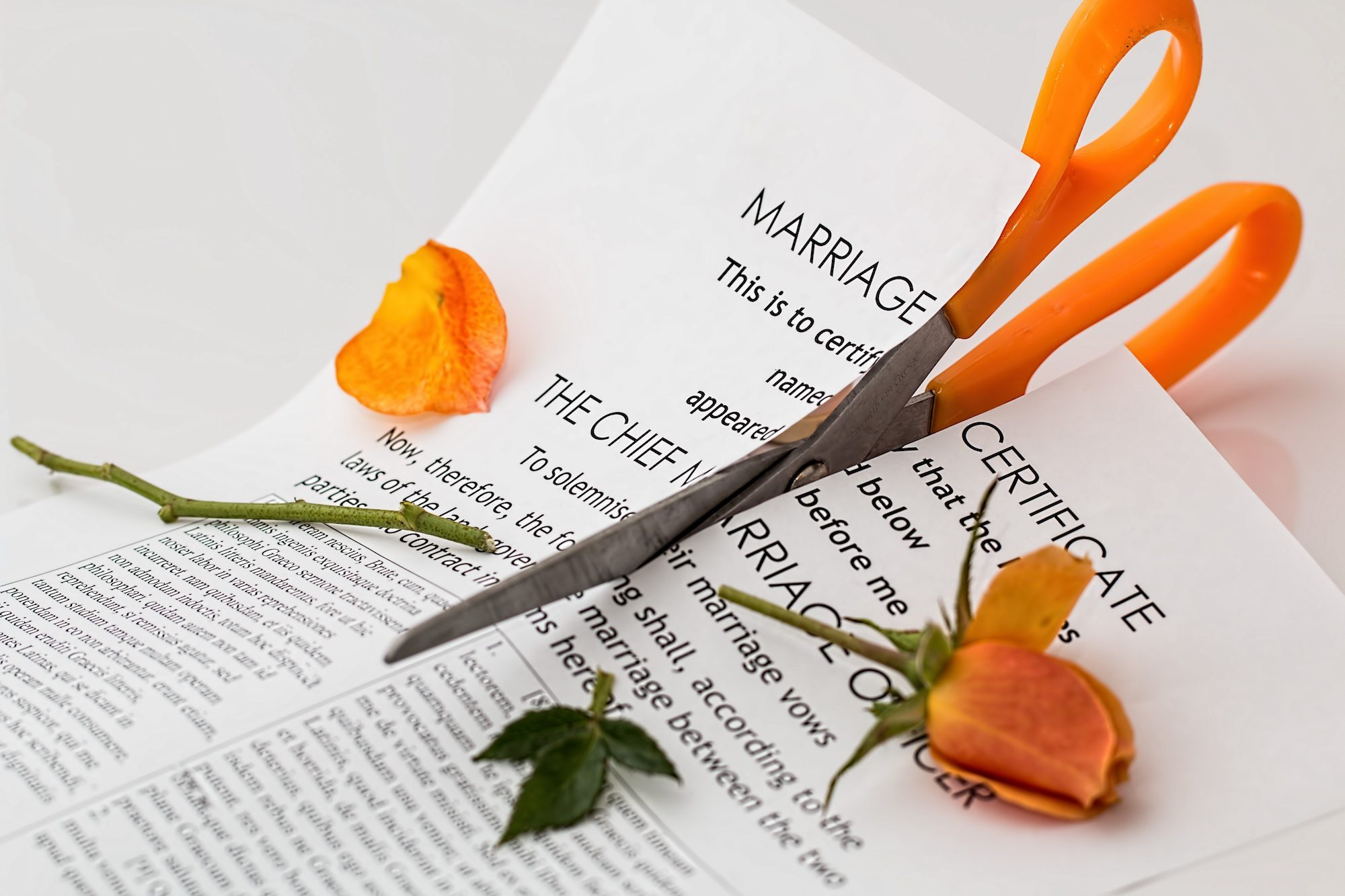 Do You Have Bad Credit due to Divorce?