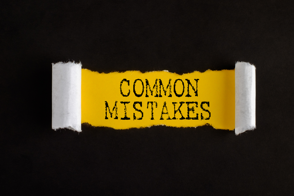 Mistakes nearly all first home buyers make