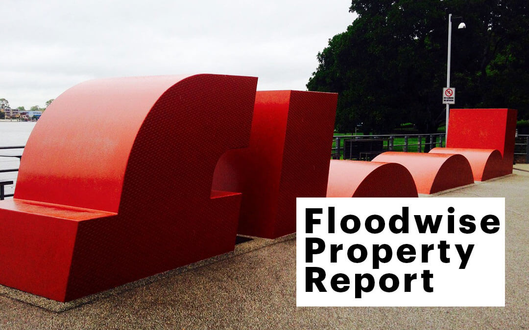 Floodwise Property Report 💧 [How to flood check in Brisbane]