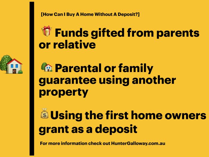 can i buy a home with no deposit